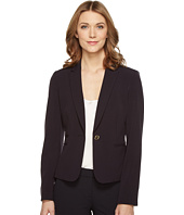 Tahari by ASL - Bi Stretch One Button Jacket