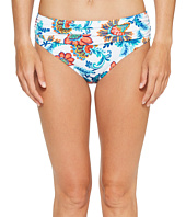 Tommy Bahama - Fira Floral High-Waist Sash Bikini Bottom