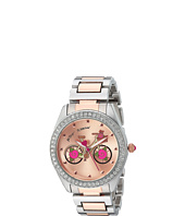 Betsey Johnson - BJ00611-17 - Two-Tone Rose Inner Face