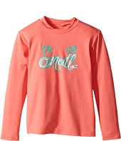 O'Neill Kids - Skins Long Sleeve Rash Tee (Infant/Toddler/Little Kids)