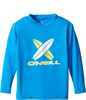 O'Neill Kids - Skins Long Sleeve Rash Tee (Infant/Toddler/Little Kids)