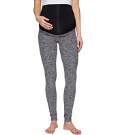 Beyond Yoga - Fold Down Maternity Long Leggings