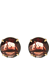 Marc Jacobs - Large Stone Statement Studs Earrings