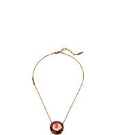 Marc Jacobs - Large Stone Pendant Necklace