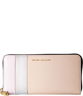 Marc Jacobs - Saffiano Color Blocked Standard Continental Wallet