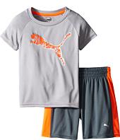 Puma Kids - PUMA® Two-Piece Shorts & Tee Set (Toddler)