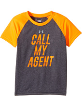 Under Armour Kids - Call My Agent Short Sleeve (Toddler)