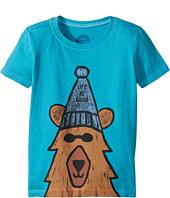 Life is Good Kids - Happy Bear Crusher Tee (Toddler)