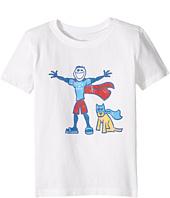 Life is Good Kids - Super Jake Crusher Tee (Toddler)