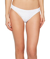 Letarte - Medium Coverage Skull Lace Bikini Bottom