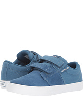 Supra Kids - Stacks Vulc II Hook & Loop (Little Kid/Big Kid)