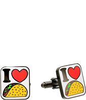Cufflinks Inc. - I Love Tacos Cufflinks