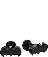 Cufflinks Inc. - Stainless Steel Carbon Fiber Batman Cufflinks