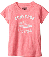 Converse Kids - Varsity All Star Tee (Toddler/Little Kids)