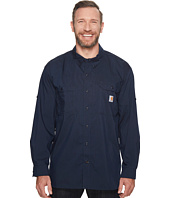 Carhartt - Force Ridgefield Solid Long Sleeve Shirt - Big