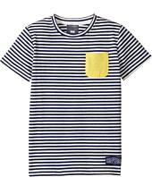 Toobydoo - Yellow Pocket T-Shirt (Infant/Toddler/Little Kids/Big Kids)