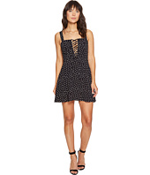 Flynn Skye - Leila Lace-Up Mini Dress