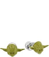 Cufflinks Inc. - 3D Yoda Head Cufflinks