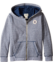 Converse Kids - Core CTP Marled Hoodie (Toddler/Little Kids)