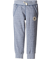 Converse Kids - Core Marled French Terry CTP Pants (Toddler/Little Kids)