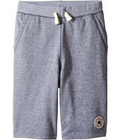 Converse Kids - Core Marled Terry Shorts (Big Kids)
