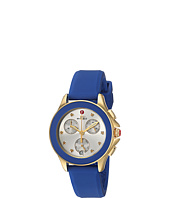 Michele - Cape Chrono Topaz Cobalt Gold Blue