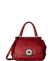 COACH - Mixed Leather Drifter Top-Handle