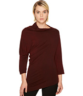 Vivienne Westwood - Liberate Drape Neck Long Sleeve Top