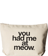 Dogeared - You Had Me At Meow Tote