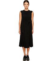 Y's by Yohji Yamamoto - Side Tuck Sleeveless Dress