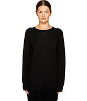 Y's by Yohji Yamamoto - Asymmetrical K Wool Sweater