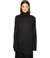 Y's by Yohji Yamamoto - Asymmetrical Wool Sweater