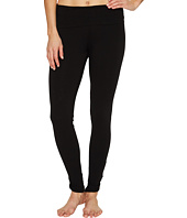 Hard Tail - Contour Rolldown Fleur-De-Lis Ankle Leggings