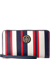 Tommy Hilfiger - Tommy Painted Stripe Wristlet