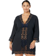 La Blanca - Island Fare V-Neck Tunic Cover-Up