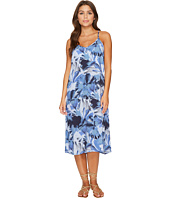 RVCA - Chasing Shadows Floral Midi Dress