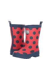 Hatley Kids - Polka Dots on Red Rain Boots (Toddler/Little Kid)