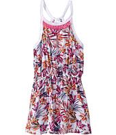 Splendid Littles - All Over Print with Fringe Trim Dress (Big Kids)