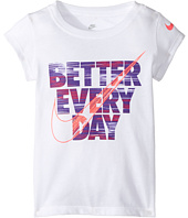 Nike Kids - Better Every Day Short Sleeve Tee (Toddler)