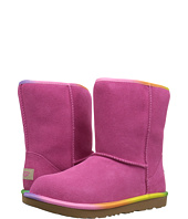UGG Kids - Classic Short II Rainbow (Little Kid/Big Kid)
