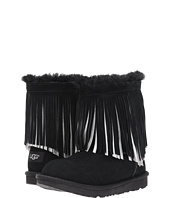 UGG Kids - Classic Short II Fringe (Little Kid/Big Kid)