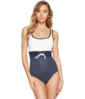 Tommy Hilfiger - New England Scoop Neck One-Piece