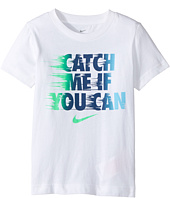 Nike Kids - Catch Me If You Can Tee (Toddler)