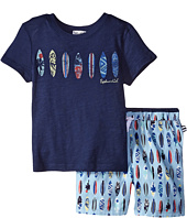 Splendid Littles - Surfboard Printed Short Set (Toddler)