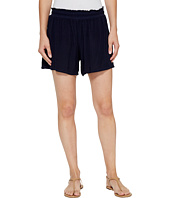 Michael Stars - Modern Rayon Elastic Waistband Shorts