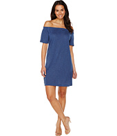 TWO by Vince Camuto - Off the Shoulder Easy Knit Dress