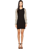 LOVE Moschino - Daisy Sleeve Knit Dress