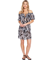 Polo Ralph Lauren - Mosaic Print Cotton Dress Cover-Up