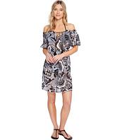 Polo Ralph Lauren - Mosaic Print Cotton Dress Cover-Up