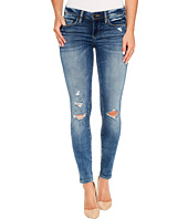 Blank NYC - Denim Distressed Skinny with Studs On Back in Coffee Nap